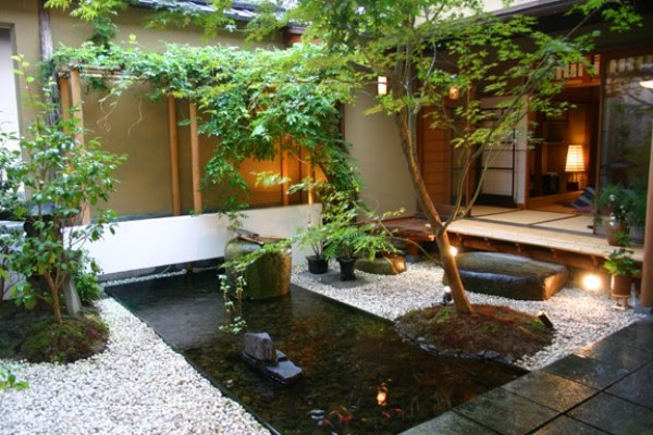 Minimalist and Artistic Garden Design Ideas Modern Home Gardening ...