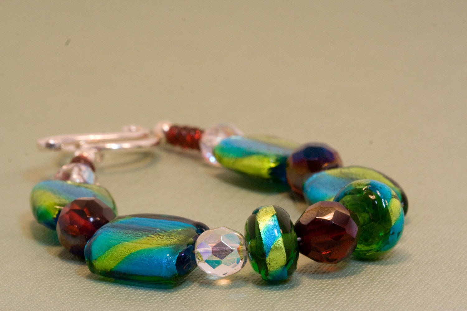 SALE - Northern Lights Bracelet