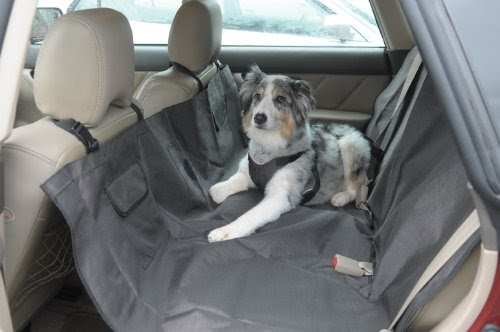 Dog Car Seat Cover Sherpa To Go Back Seat Sling Amp Hammock