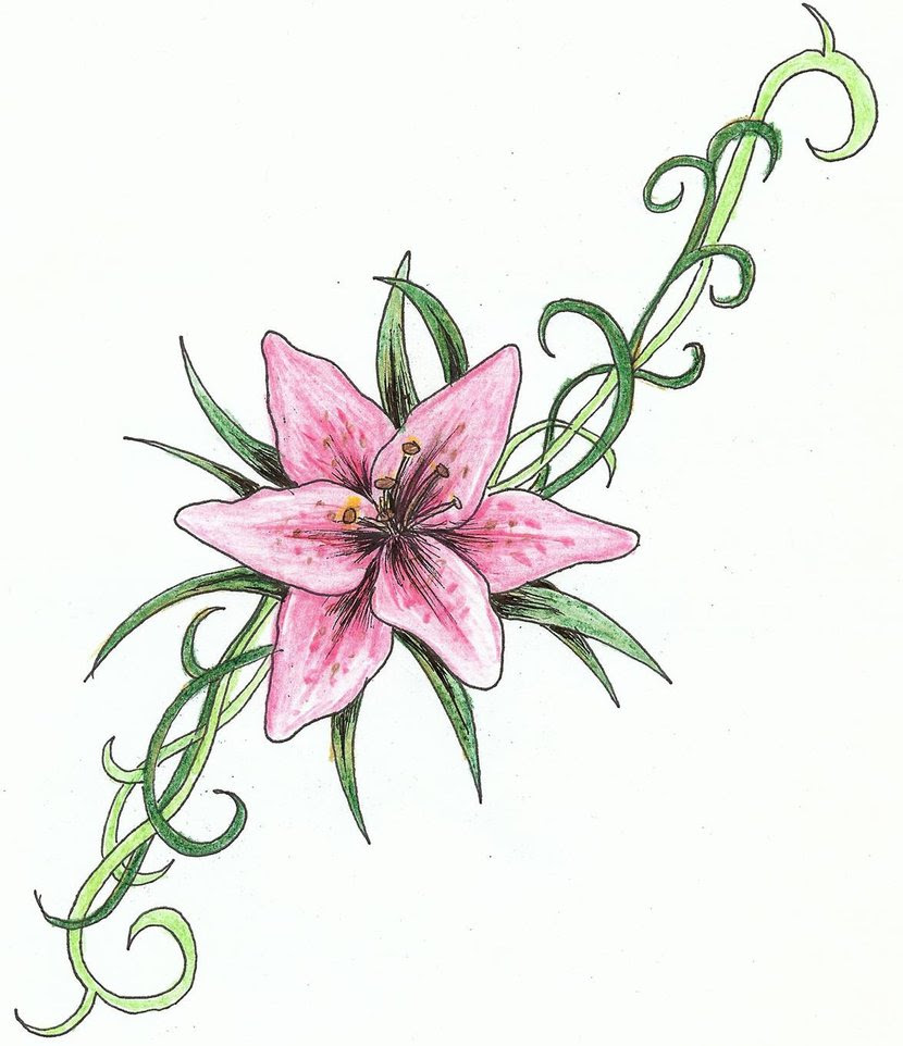 Tattoo Lily Of The Valley Designs Tattoomagz