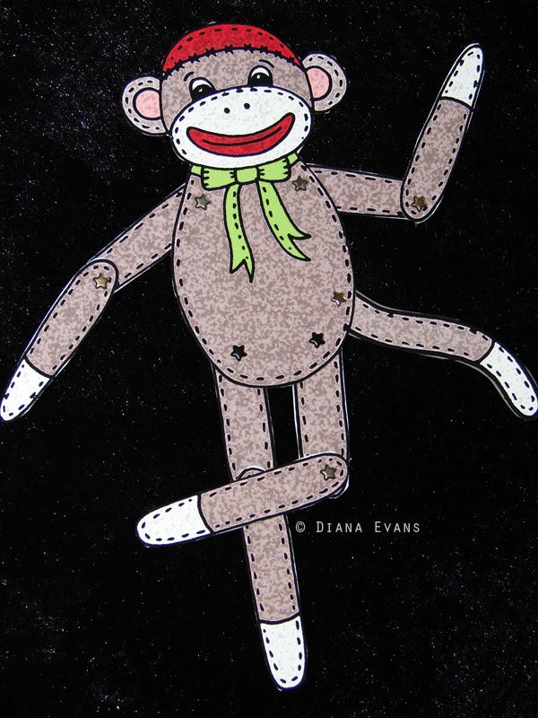 sock monkey 8