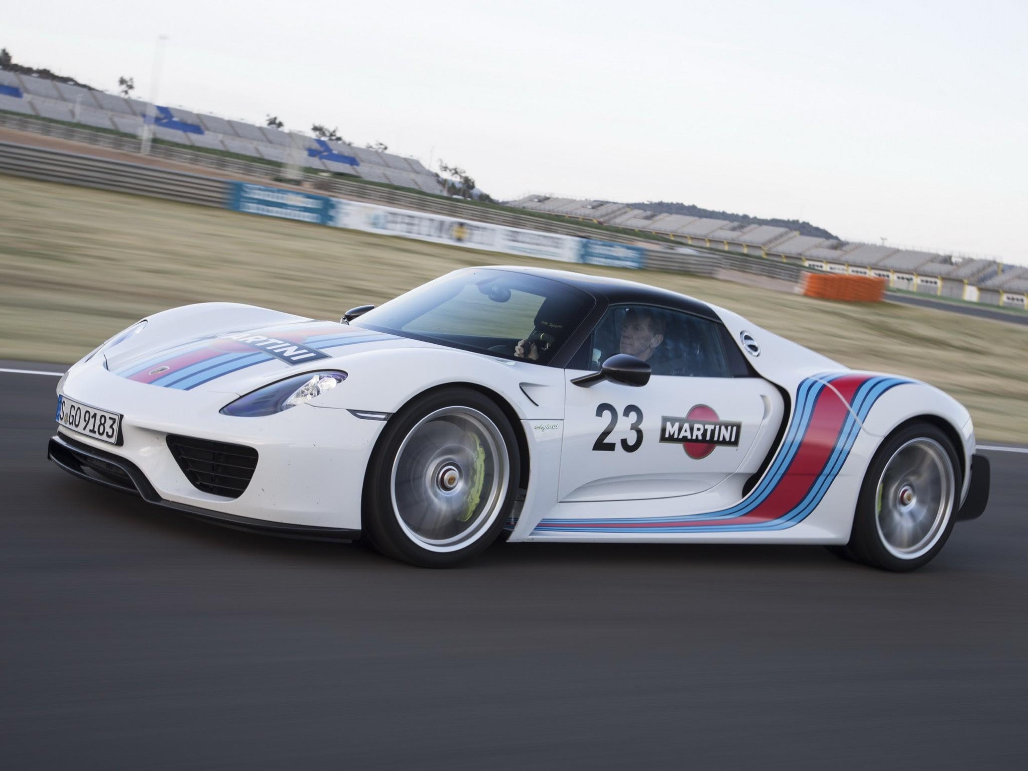 Porsche 918 Spyder: Video, foto e caratteristiche