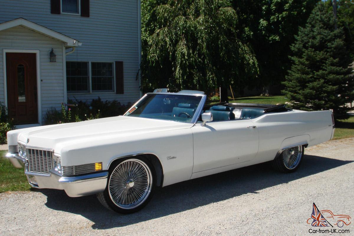 1970 Cadillac Convertible