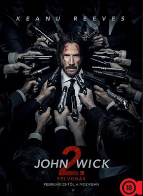 John Wick: 2. felvonás (John Wick: Chapter Two)