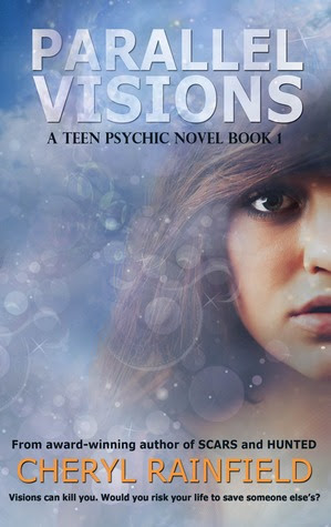 Parallel Visions (A Teen Psychic Novel, #1)