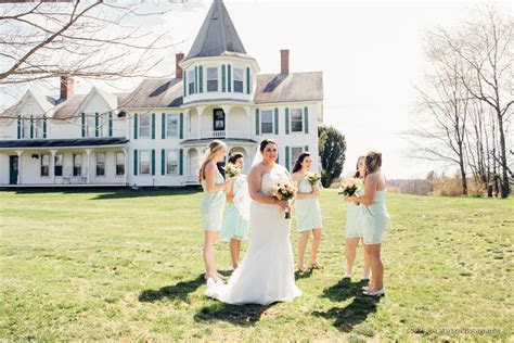 Southern New Hampshire Wedding Venue at Dell Lea Weddings