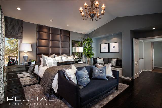 - Contemporary - Bedroom - Orange County - by Plural Design Inc