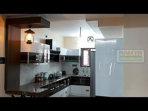 Ramya Modular Kitchen, Our  Client Mr. Vijayakanth Villivakkam Chennai Part - 2
