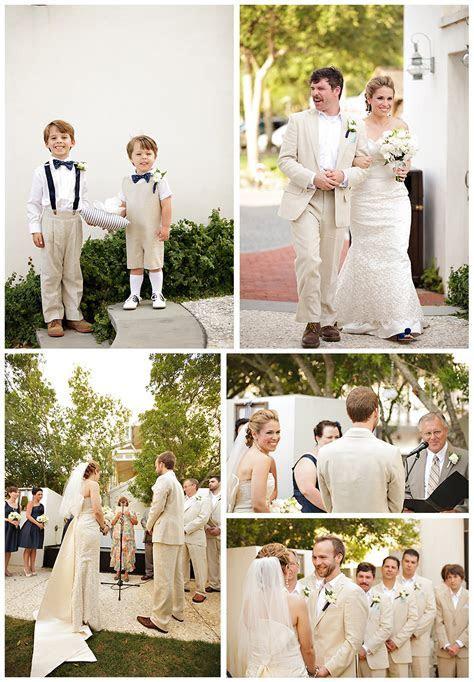 Angela and Matt's Rosemary Beach Wedding   30A