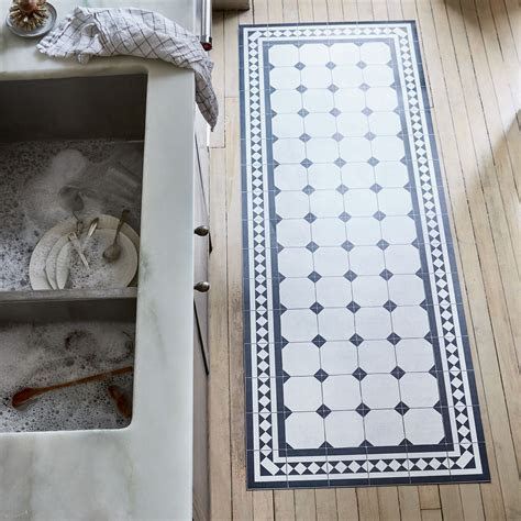 Parisian Vinyl Floor Mat on Food52