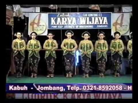 Kesenian Ludruk Jombang Jawa Timur