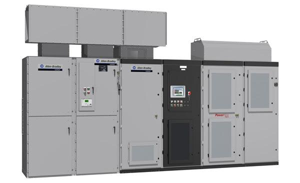 PowerFlex 7000 variador regenerativo media tensión