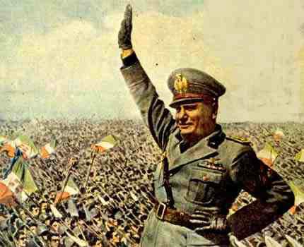 Benito Mussolini - O fascista ditador morto pela multidão
