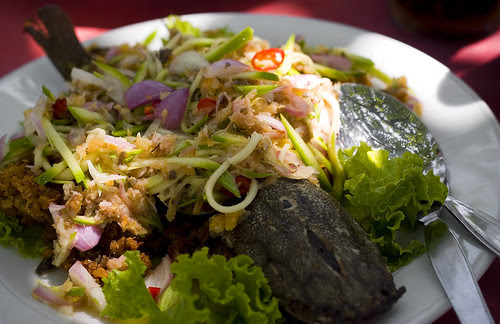 hopefully most people know where Cape Phromthep is BangkokMap; Restaurant at Cape Phromthep