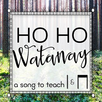 Ho Ho Watanay: A Native American Lullaby for practicing lo