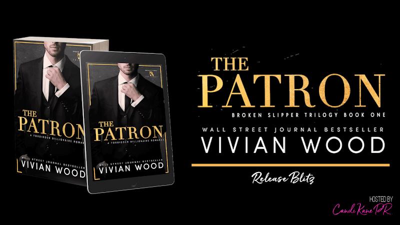 Release Blitz: The Patron by Vivian Wood