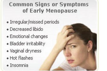Gangguan kesehatan pasca menopause