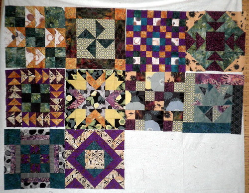 Blocks 1 - 10