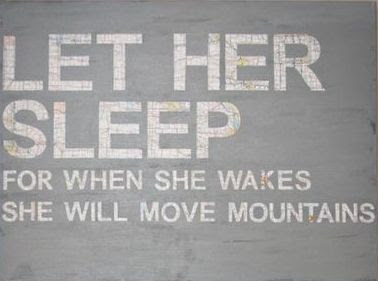 Let Her Sleep - For When She Wakes She'll Move Mountains