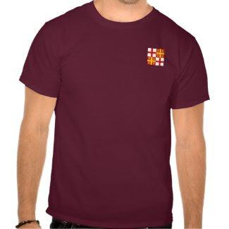 Byzantine Empire Coat of Arms Shirt zazzle_shirt