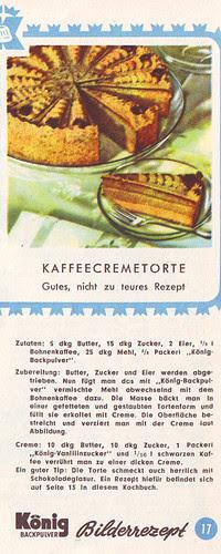 König Bilderrezept: Kaffeecremetorte