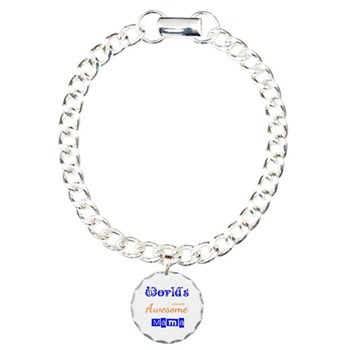 World's Awesome Mama Bracelet