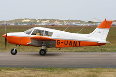 G-UANT - 1973 build Piper PA-28-140 Cherokee, Blackpool based