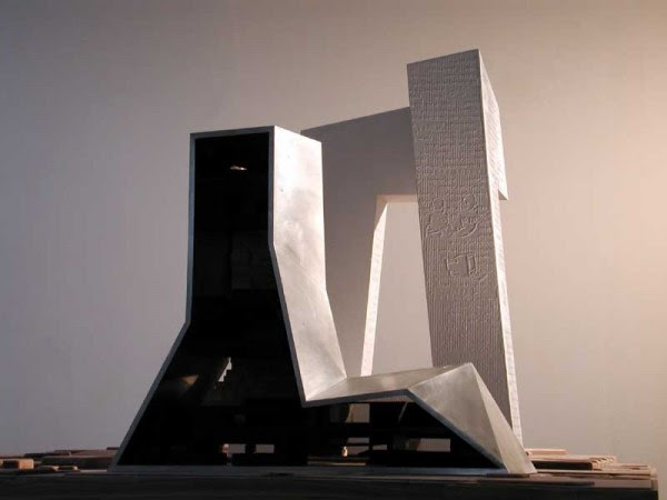 tvcc beijing oma 220307 7 600x450 14 Futuristic Building Designs in China