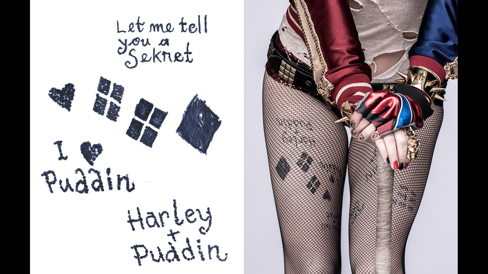 Harley Quinn Images Tattoo Guide Harley Quinn Hd Wallpaper And