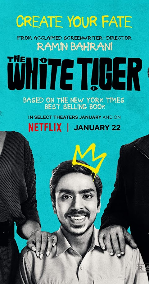 The White Tiger (2021) 480p 720p 1080p WebRip Hindi | Netflix Film