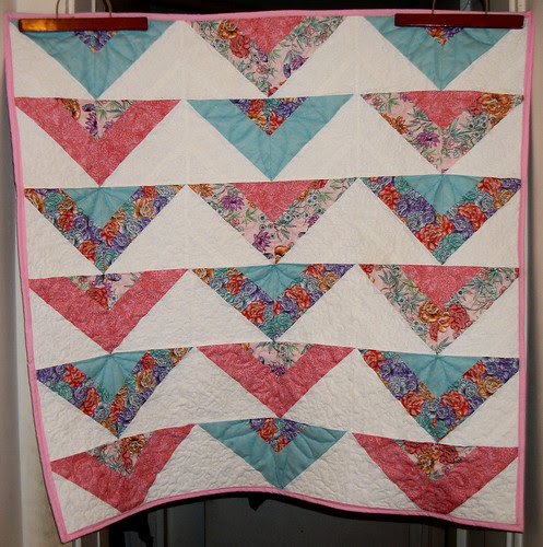 Quilt 16 - Is It Spring Yet - Nursing Home #4 - Front