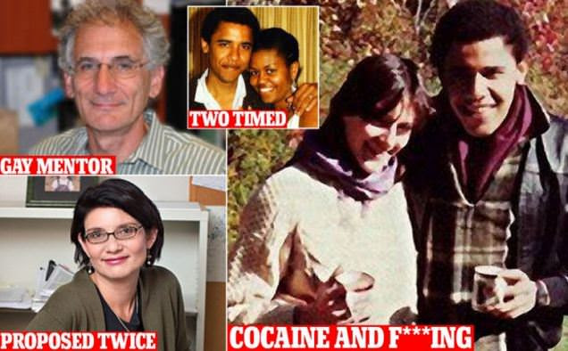 Obama's sex and drugs past laid bare in new biography