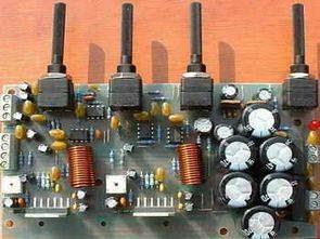 2X60 Watts Anfi + Điều chỉnh Tone