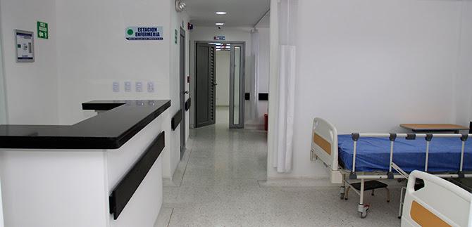 Salud Suroriente da al servicio sala de rayos X en el Hospital Carlos Carmona