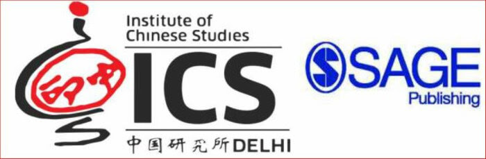 Institute Chinese Studies Sage Publications Logos