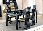 Lucido Glass Dining Table   Contemporary Furniture   Dining Tables