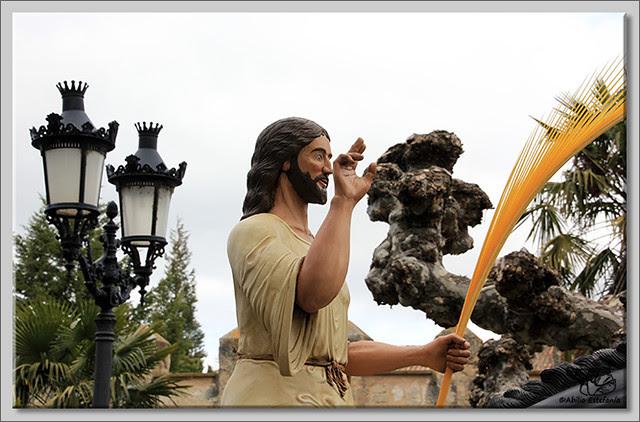 1 Domingo de Ramos en Briviesca