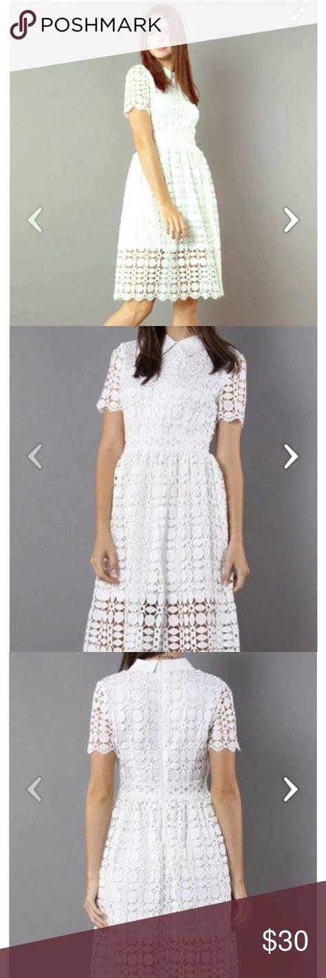 17 Best ideas about White Crochet Dresses on Pinterest