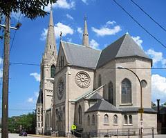 Most Holy Trinity Catholic Church
