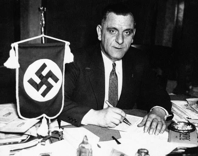 American Nazi Fritz Kuhn