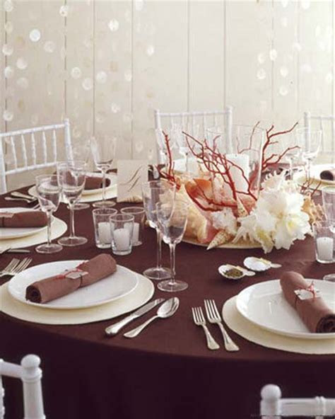 Eco Friendly Table Decorations and Centerpieces, Driftwood