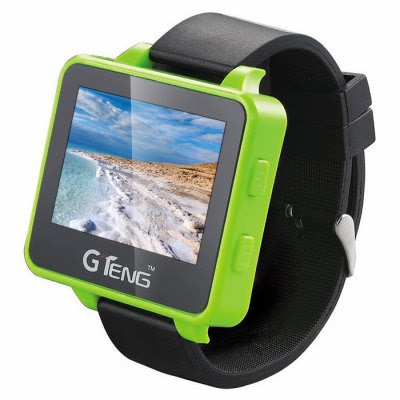 GTeng T909 5.8G FPV Watch Wearable Receiver