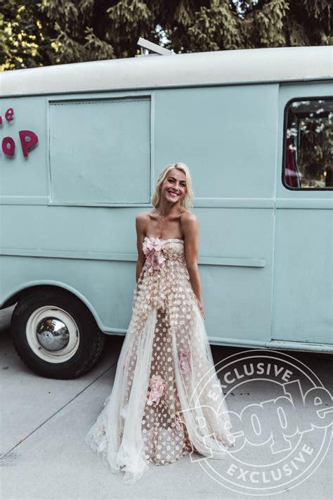 Julianne Hough Wedding Dress Photos: See All of Her