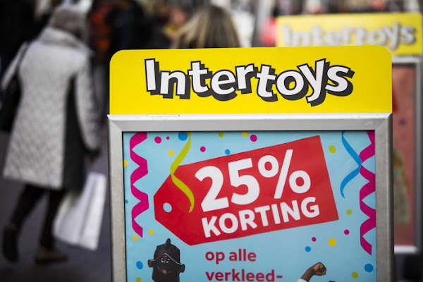 3739e0555e3 Faillissement voor speelgoedketen Intertoys | Economie