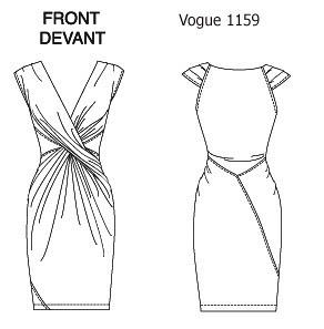 V 1159 tech drawing