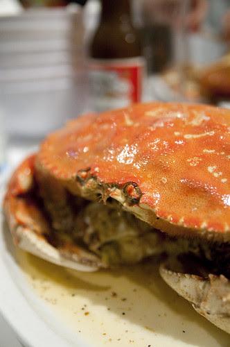 Roast Crab, 蟹パーティ 2010, Thanh Long, San Francisco