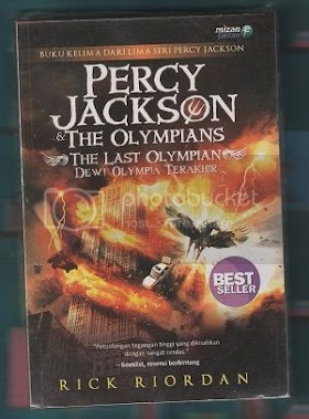 The Last Olympian (Reread) Review