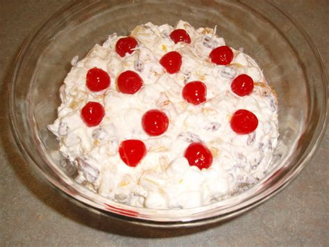 cup ambrosia salad tasty kitchen  happy recipe