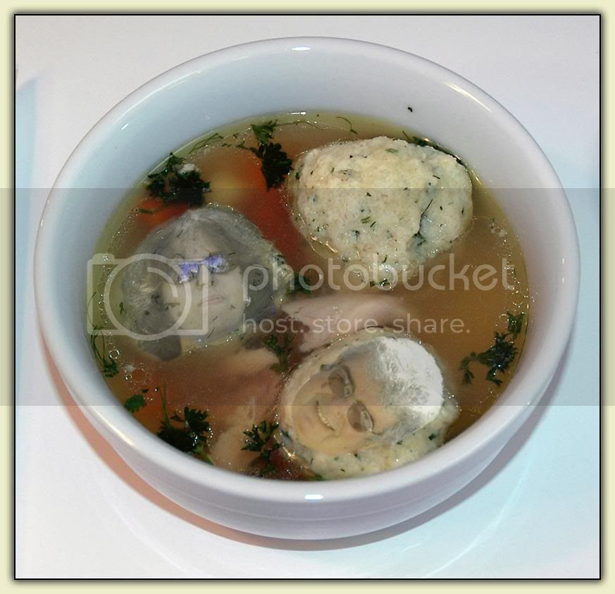 Matzoh Blog Soup