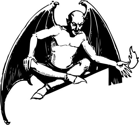 Free Devil Clipart